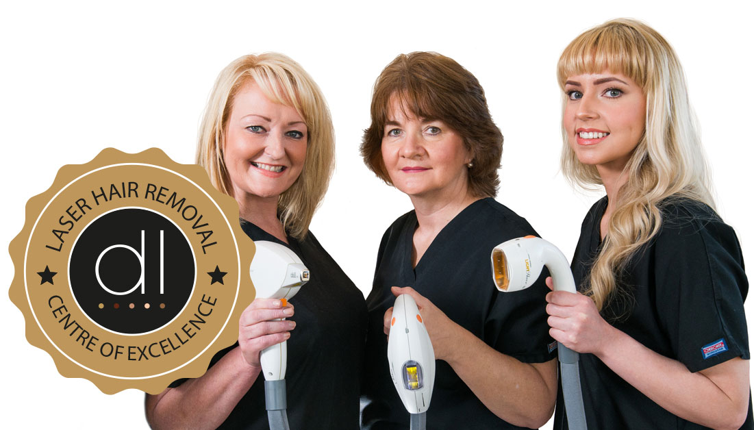 Laser hair removal centre of excellence in Burnley Lancashire