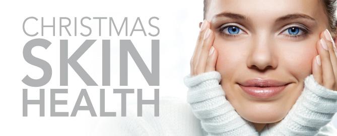 Christmas Skin Health
