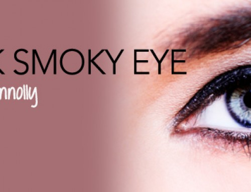 How to create a quick smoky eye
