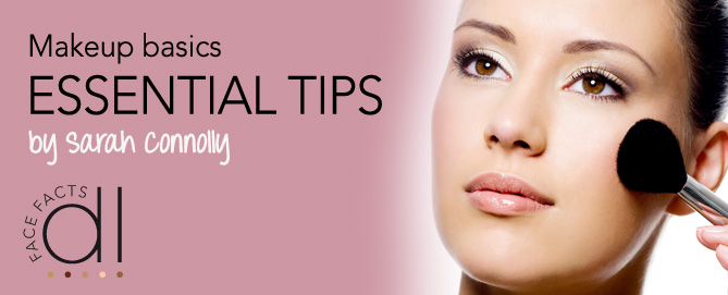 Makeup basics essential tips
