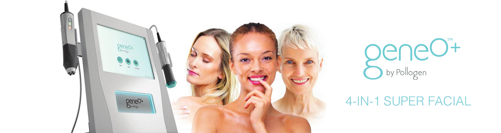 Geneo+ Radio frequency skin tightening facial