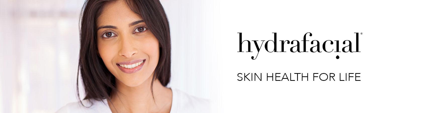 Hydrafacial Skin Health for Life