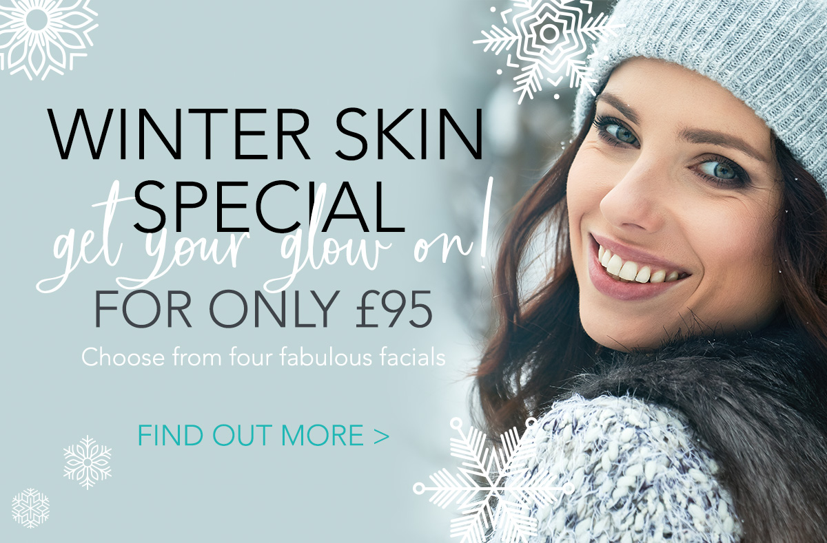 Winter skin special - get your glow on for only £95